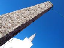 Ένας βουδιστικός ναός Στοκ Φωτογραφίες