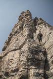 Ένας βράχος μέρους των βράχων Latnik στο planina Stara στοκ εικόνα με δικαίωμα ελεύθερης χρήσης