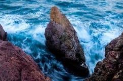 Ένας βράχος Στοκ Εικόνες