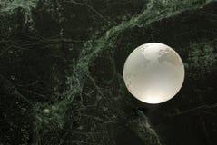 Μια γη γυαλιού Στοκ Φωτογραφίες
