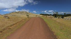 Ένας δρόμος στοκ φωτογραφίες με δικαίωμα ελεύθερης χρήσης