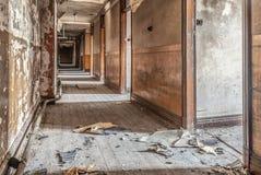 Εγκαταλελειμμένος διάδρομος στοκ φωτογραφίες με δικαίωμα ελεύθερης χρήσης