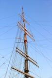 Ιστός σκαφών Στοκ Εικόνες
