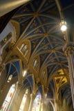 Ένας καθεδρικός ναός των αγγέλων και των αστεριών Στοκ Εικόνες