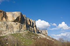 Ένας μεγάλος ορεινός όγκος στοκ φωτογραφίες