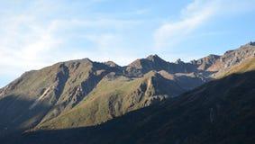 Ένας με τις σειρές Himalayan Στοκ φωτογραφία με δικαίωμα ελεύθερης χρήσης