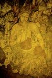 Ένας με το Bodhisattva Στοκ Εικόνες