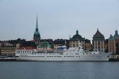 Ένας ξενώνας σκαφών Στοκ εικόνα με δικαίωμα ελεύθερης χρήσης