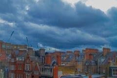 Ένας ουρανός Στοκ φωτογραφία με δικαίωμα ελεύθερης χρήσης