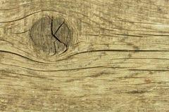 Ένας παλαιός ξύλινος πίνακας background retro τοποθετήστε το κείμενο Λεπτομέρεια της ξύλινης δομής Στοκ Εικόνες