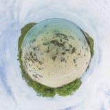 Ένας παράδεισος νησιών στο Κόλπο της Ταϊλάνδης Στοκ Φωτογραφία