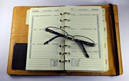 Ένας παραδοσιακός διοργανωτής εγγράφου στοκ φωτογραφίες με δικαίωμα ελεύθερης χρήσης