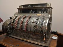 Ένας παλαιός κατάλογος μετρητών στο Ποτόσι Στοκ φωτογραφία με δικαίωμα ελεύθερης χρήσης