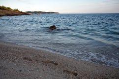 Ένας περίπατος θαλασσίως στοκ εικόνες με δικαίωμα ελεύθερης χρήσης