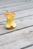 Ένας πυρήνας μήλων Στοκ Φωτογραφία