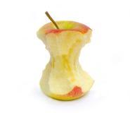 Ένας πυρήνας μήλων Στοκ εικόνα με δικαίωμα ελεύθερης χρήσης