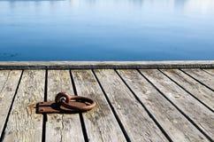 Βρόχος πρόσδεσης Στοκ φωτογραφία με δικαίωμα ελεύθερης χρήσης