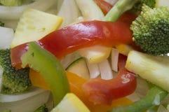 Ένας σωρός πρόσφατα κομμένος veggies Στοκ φωτογραφίες με δικαίωμα ελεύθερης χρήσης