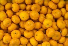 Ένας σωρός του πορτοκαλιού Στοκ φωτογραφίες με δικαίωμα ελεύθερης χρήσης