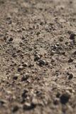 Ένας σωρός των μικρών πετρών που βρίσκονται στο έδαφος Στοκ Φωτογραφίες