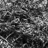 Ένας σωρός των μονοχρωματικών ελατηρίων μετάλλων Στοκ εικόνα με δικαίωμα ελεύθερης χρήσης