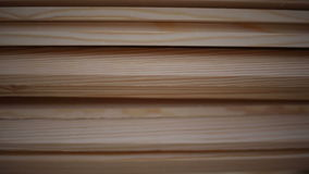Ένας σωρός των ξυλειών φιλμ μικρού μήκους