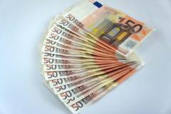 Ένας σωρός των τραπεζογραμματίων Στοκ φωτογραφία με δικαίωμα ελεύθερης χρήσης