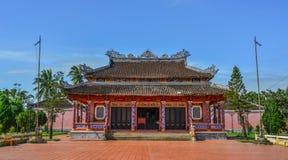 Ένας τοπικός ναός σε Hoi μια παλαιά πόλη στοκ εικόνες