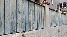 Ένας χρωματισμένος κρητιδογραφία τοίχος σπιτιών Στοκ φωτογραφία με δικαίωμα ελεύθερης χρήσης