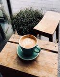 Ένας χρόνος καφέ Στοκ Φωτογραφία