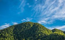 Ένας λόφος που ονομάζεται Hom στοκ εικόνες
