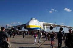 Ένας-225 Mriya Στοκ Εικόνες