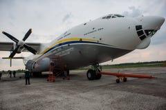 Ένας-22 Antei Στοκ φωτογραφία με δικαίωμα ελεύθερης χρήσης