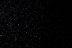 Έναστρη σύσταση ουρανού Στοκ φωτογραφία με δικαίωμα ελεύθερης χρήσης