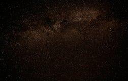 Έναστρη φωτογραφία νυχτερινού ουρανού για το μικροϋπολογιστής-απόθεμα στοκ φωτογραφία με δικαίωμα ελεύθερης χρήσης