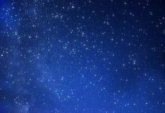 Έναστρος ουρανός Στοκ Εικόνα