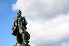 Άγαλμα του γραμματέα του πολιτεία της Washington Στοκ φωτογραφία με δικαίωμα ελεύθερης χρήσης