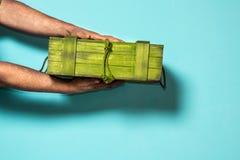 Ένα αγροτικό ξύλινο κιβώτιο Στοκ φωτογραφία με δικαίωμα ελεύθερης χρήσης