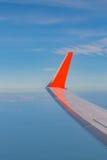 Ένα αεροπλάνο Στοκ Εικόνες
