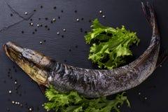 Ένα ακατέργαστο ψάρι Στοκ εικόνα με δικαίωμα ελεύθερης χρήσης
