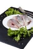 Ένα ακατέργαστο ψάρι Στοκ φωτογραφία με δικαίωμα ελεύθερης χρήσης