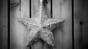 Ένα λαμπιρίζοντας αστέρι Στοκ φωτογραφίες με δικαίωμα ελεύθερης χρήσης