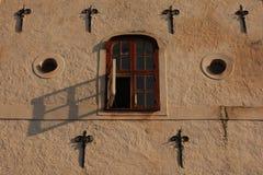 Ένα ανοικτό παράθυρο Στοκ Φωτογραφίες