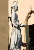 Ένα από τα πολλά αγάλματα του ST Anthony στην Πάδοβα Στοκ φωτογραφίες με δικαίωμα ελεύθερης χρήσης
