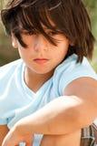 Πραγματικό παιδί Στοκ φωτογραφία με δικαίωμα ελεύθερης χρήσης