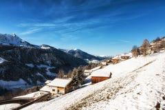 Ένα αυστριακό Guesthouse Στοκ Φωτογραφίες