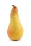 ένα αχλάδι Στοκ Εικόνες