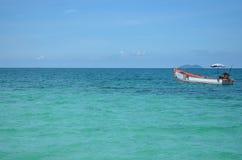 Ένα αλιευτικό σκάφος στοκ φωτογραφία με δικαίωμα ελεύθερης χρήσης