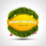 Ένα βασιλικό σύγχρονο υπόβαθρο Χριστουγέννων, νέο υπόβαθρο έτους ελεύθερη απεικόνιση δικαιώματος