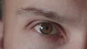Ένα βλέμμα στη κάμερα ενός 30χρονου ατόμου φιλμ μικρού μήκους